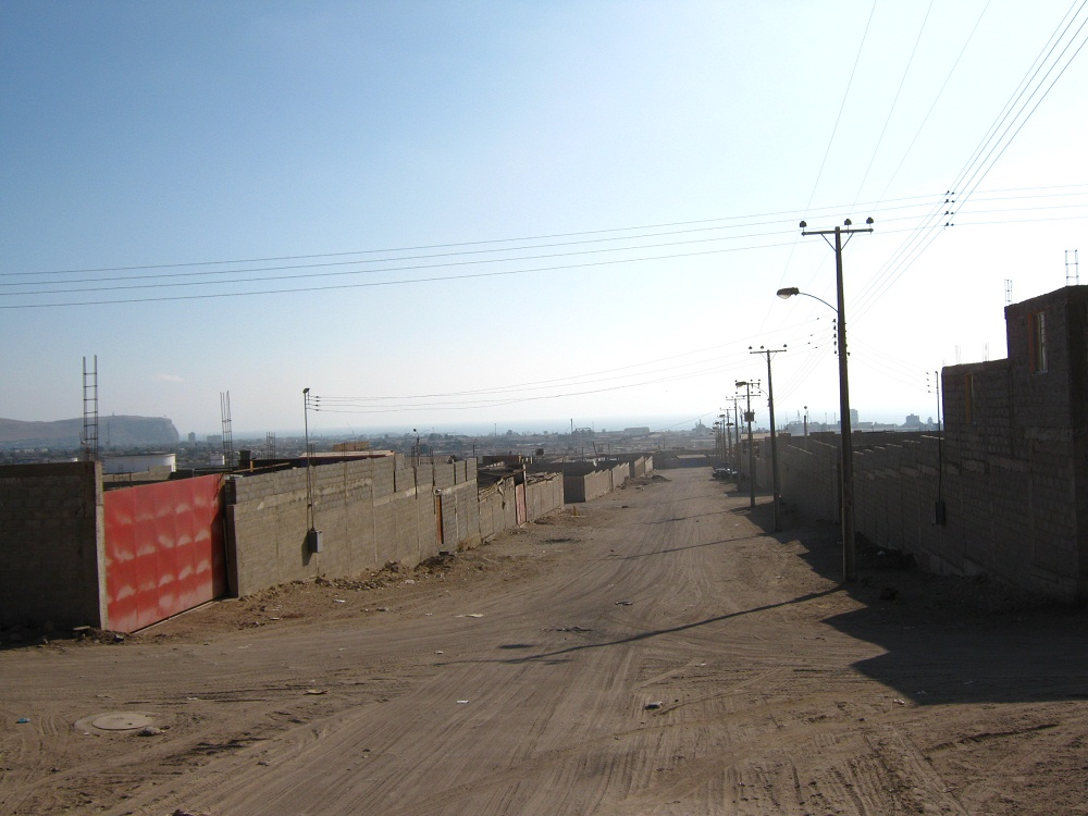 zona industrial chile: