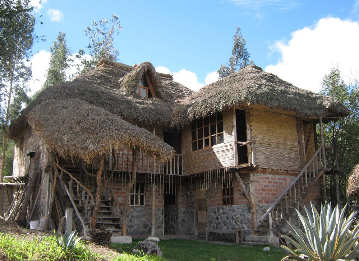 Salasaca huasalata 2 la hoster a casa del inca inka for Casa de los