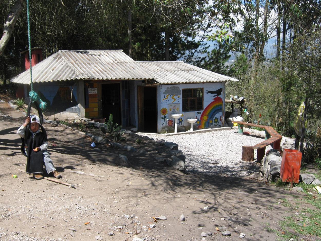 Salasaca-Huasalata 13: Die Schule Katitawa