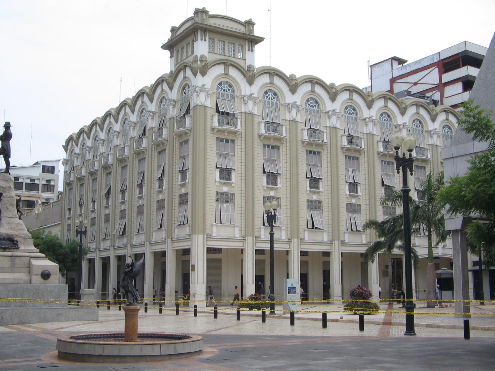 Guayaquil centro for Casas municipio guayaquil