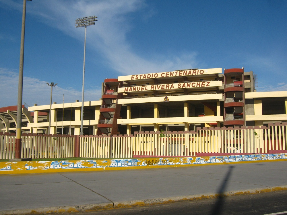 Chimbote 3 la pista al centro for Puerta 5b estadio universitario