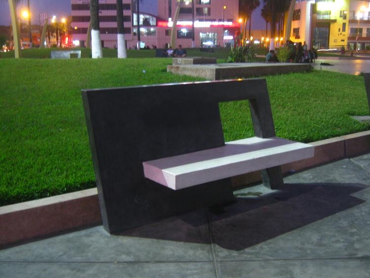 Chimbote 7: el centro en la noche
