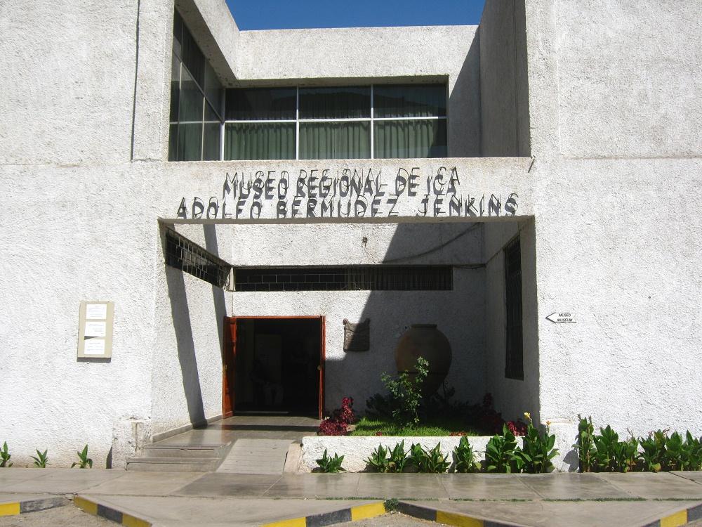 Resultado de imagen para museo regional de ica
