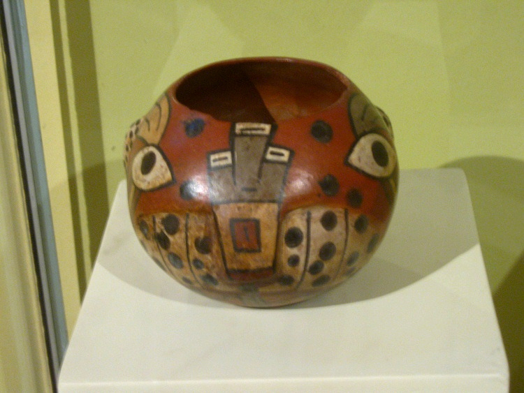 5 1 Ceramics Of Wari Culture The Regional Museum Of Ica
